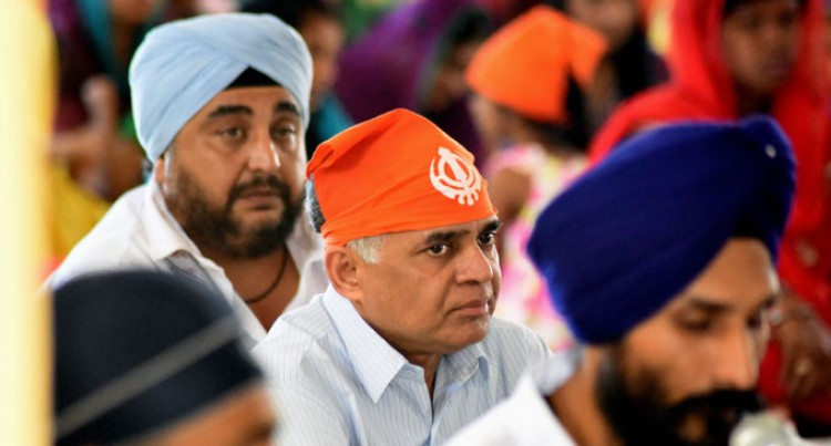 Thanksgiving Prayer For 2014 Poll, Says Singh