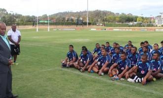 Sports Development A Priority, Tuitubou
