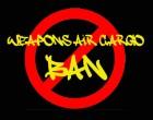 Weapons Air Cargo Ban Call