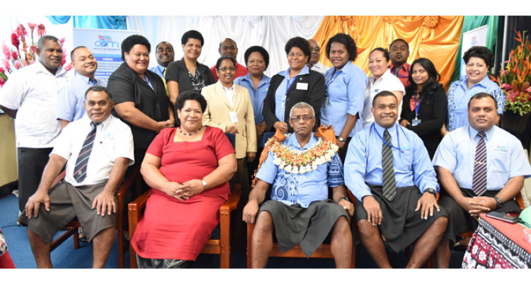Pio Tikoduadua  Challenges Staff