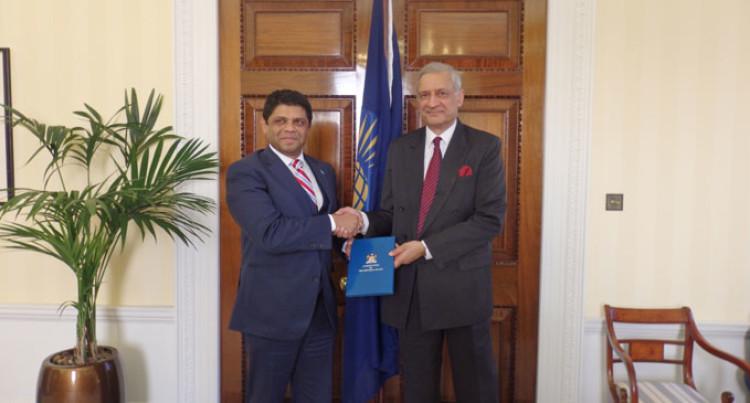 A-G, Envoy In Talks