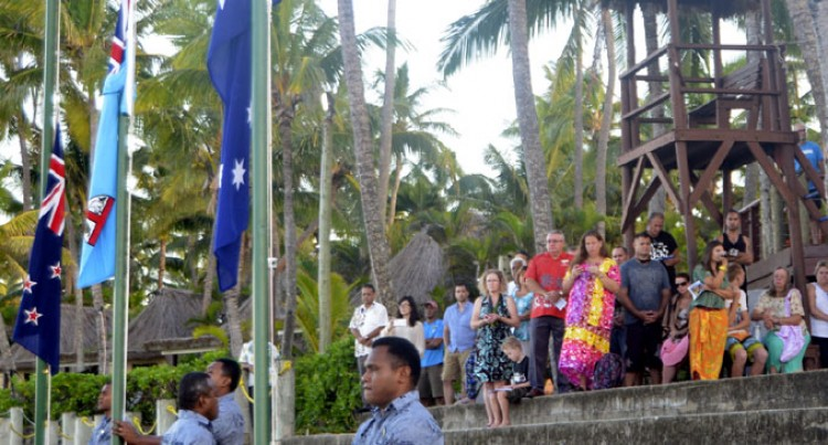 FOCUS: ANZAC Day Marked On Our Coral Coast