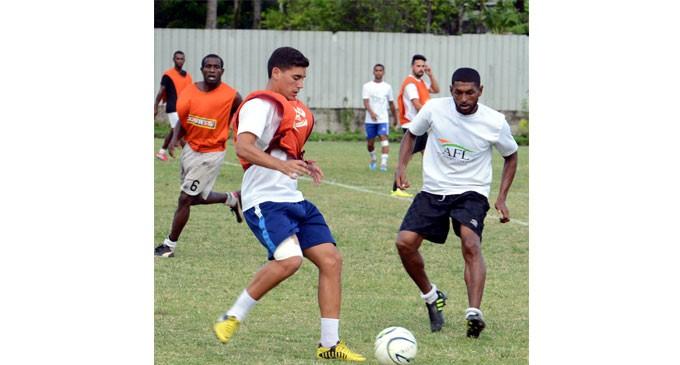 Wear White, Suva Team Urge Fans