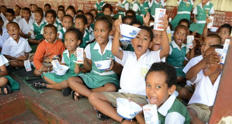 Annesley Students Enjoy Govt Initiative