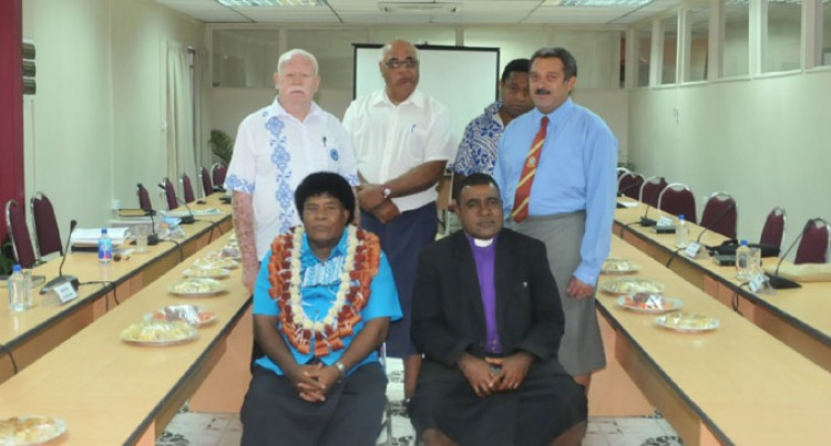 New Conference Room In Lautoka