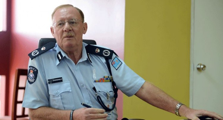 Police Chief Answers Backpay Allegations