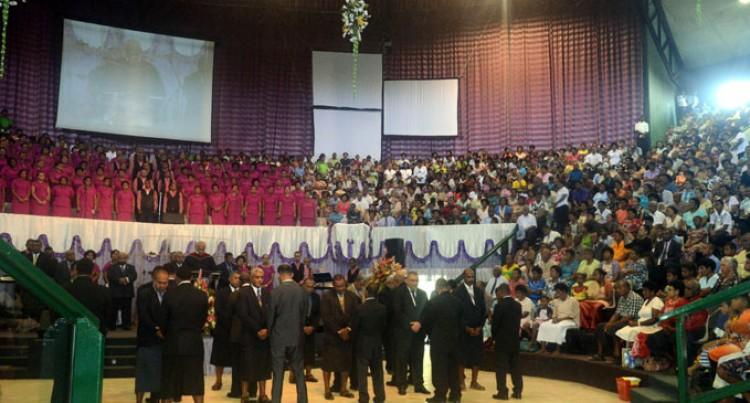 CMF Ordains New Pastors