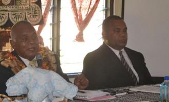 Conserve Resources, Says PS Kaunisela