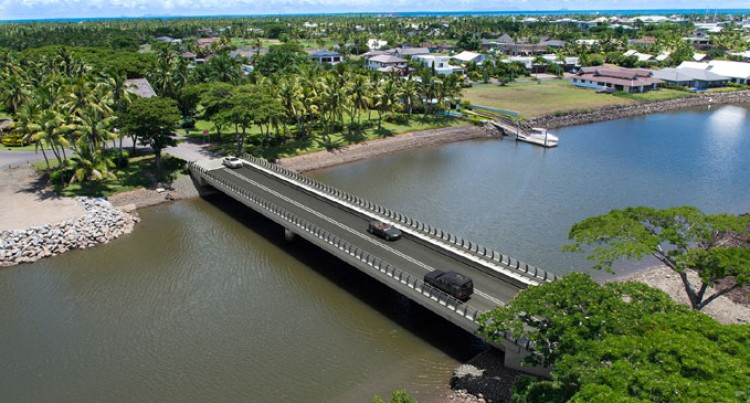 New Denarau Bridge Artist's Impressions