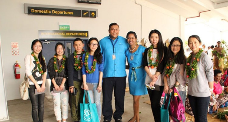Tourism Fiji Hosts Chinese Media For Famil
