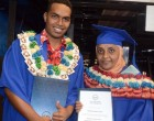 Be Focused, Graduates Told