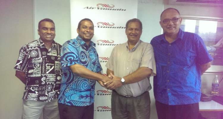 Fiji Airways And Air Vanuatu Sign New Codeshare Agreement