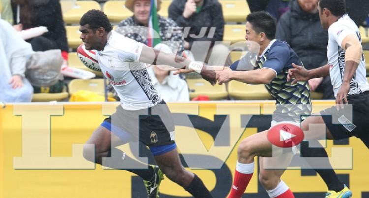 Fiji Through To The Semis