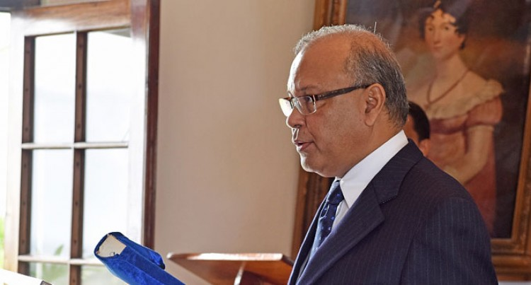 President Commissions Heads Of Missions