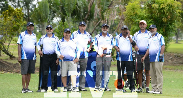 ANZ Ambrose Golf Event Success