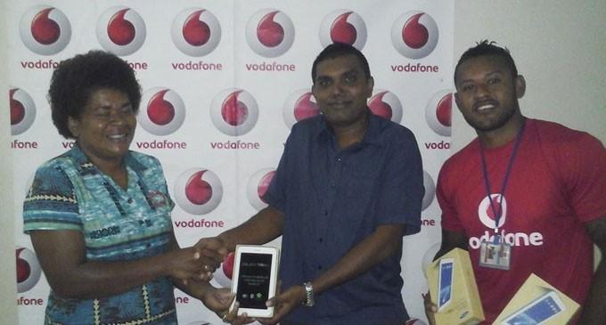 Vodafone Helps Rural School