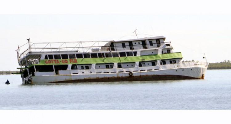 Removal Order Issued On Stranded Vessel