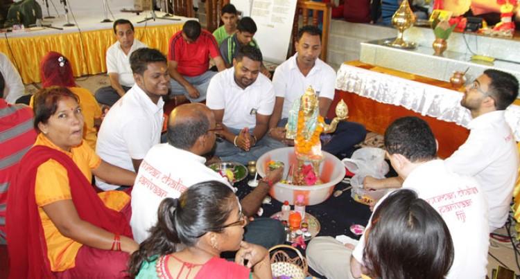 Celebrating Hanuman Jayanti