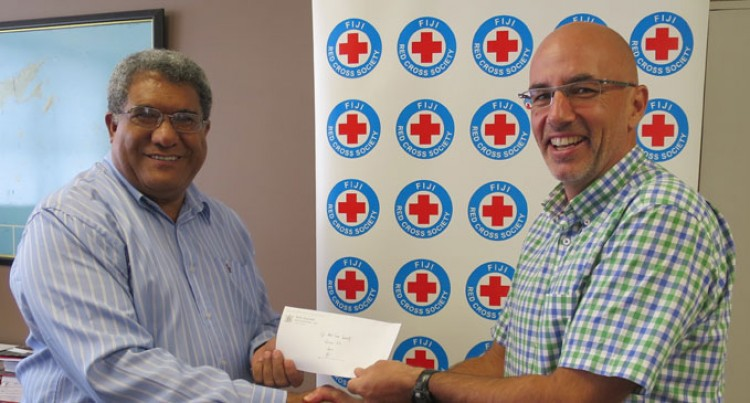 NZ Gives Fiji Red Cross $75K