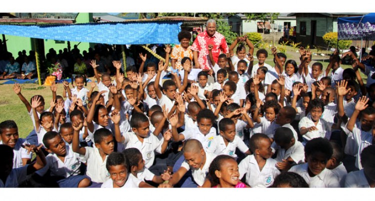 Water At Last For Malake