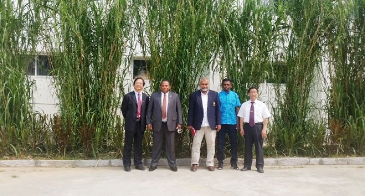 Agriculture Minister Explores Opportunities In China