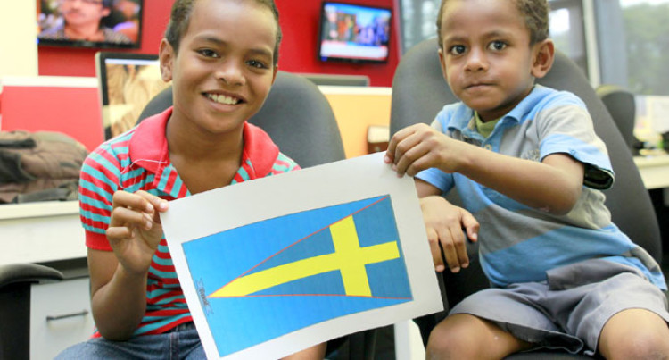 People Display More Designs For Our New Flag