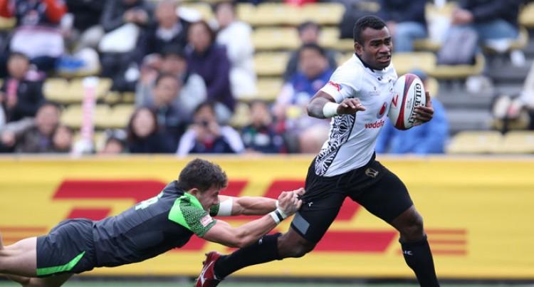 Fijians Set The Pace