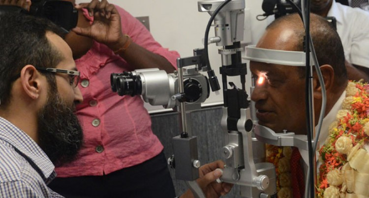 Mobile Eye Clinic Launched