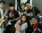 Korean Students' Band Rocks SVC