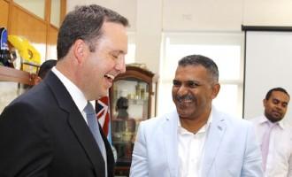 Koya Acknowledges Australia's Trade Contribution
