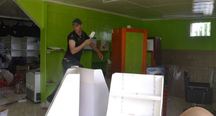 Fiji Corrections Expands Mini Mart Business