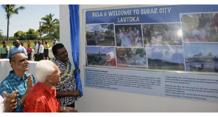 A Beauty Spot For Lautoka