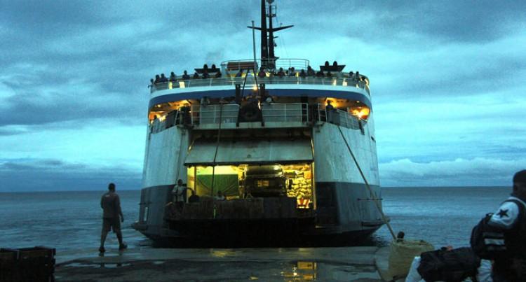Goundar Waits For New Ferry's Report