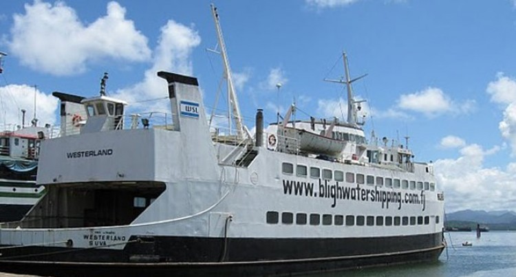 Ferry Starts Nabouwalu Service