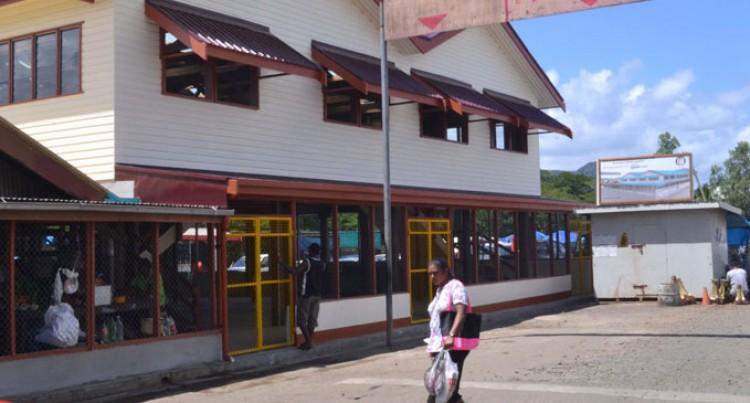 Town's Market Complex Takes Shape