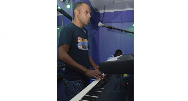 Musicians Rock Nadi