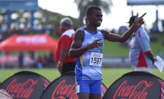 Dama Lad Beats Defending Champ For Inter 1500m title