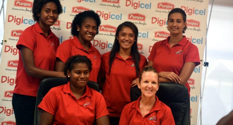 Fijian Pearls Gear Up