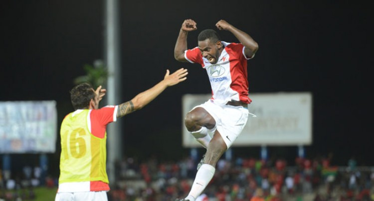 Amicale Beats Western United