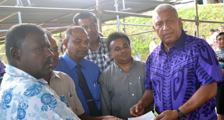 Samaj Gives $500 For Cyclone Pam Rehabilitation