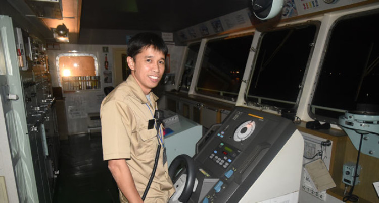 Life At Sea As A Captain