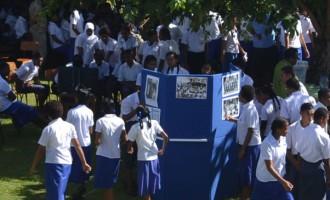 Parliament Bus A Hit In Labasa