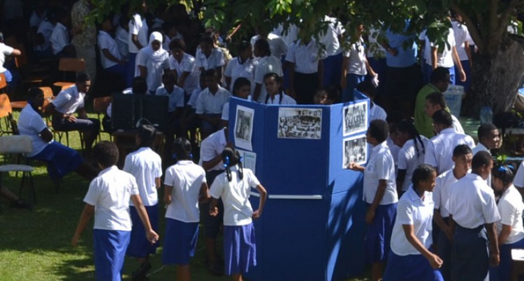 Parliament Bus A Hit In Labasa