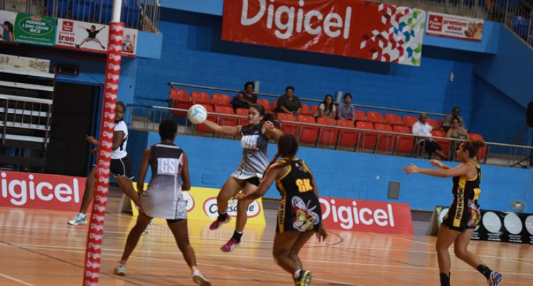 Third Win For Fiji