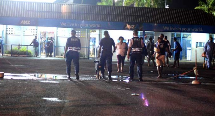 Police Hailed as Peace Returns to Suva Streets