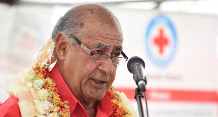 Red Cross Looks Ahead