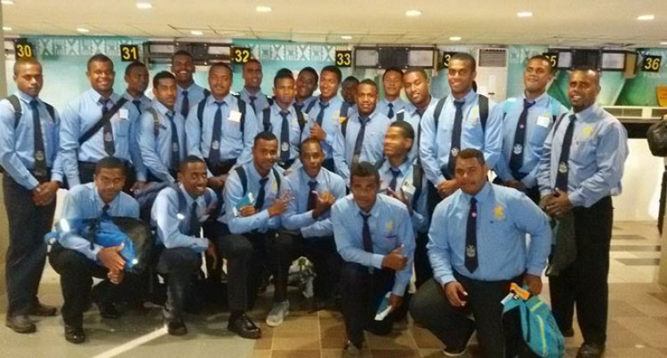 Ratu  Navula On NZ tour