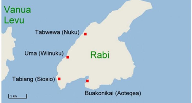 Rabi Island Projects Soon