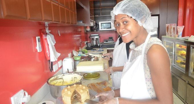 Rosy Hearts Cake Shop Suva City Center Fiji