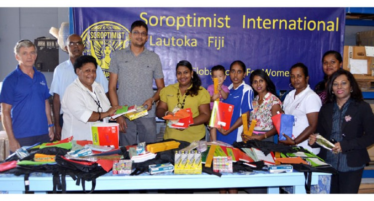 Rotary Makes Second Donation